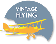 Vintage Flying | Tiger Moth Flights